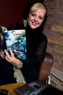 Writer Dedra Stevenson